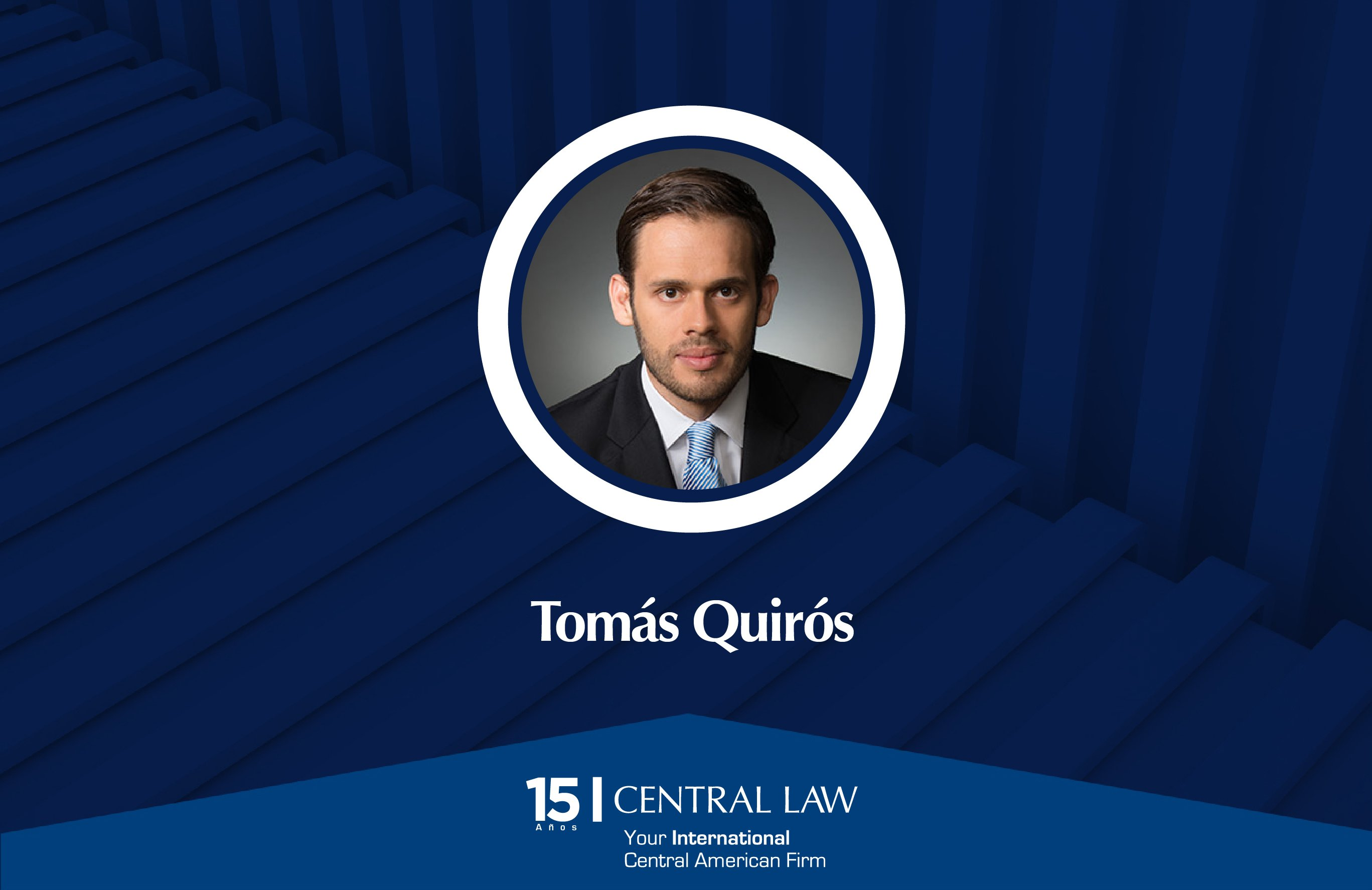 CENTRAL LAW promotes new partner