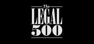 Legal team and law firm CENTRAL LAW are recognized by The Legal 500