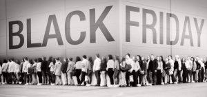 Pretenden uso exclusivo de Black Friday