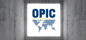 A warm welcome to our new client: OPIC