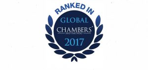 Chambers Global ranks lawyers at CENTRAL LAW