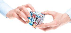 Redes sociales y efectividad en el trabajo