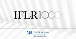 CENTRAL LAW is distinguished by the 2019 Guide of IFLR 1000