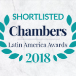 CENTRAL LAW shortlisted as Best Central American Law Firm 2018 by Chambers