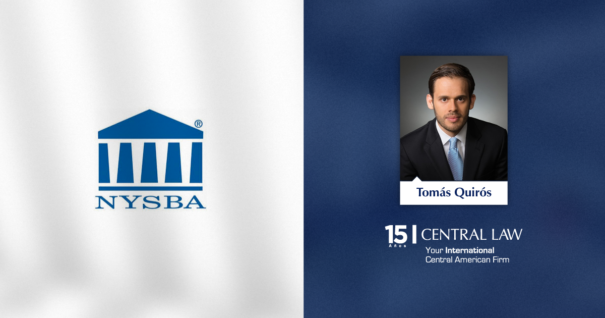 Partner at CENTRAL LAW appointed at NYSBA Committee